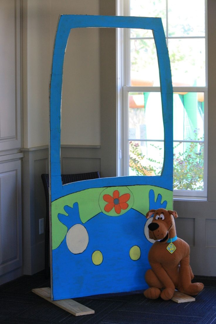 Scooby Doo Party on Pinterest | Scooby Doo, Dog Tags and Photo Booth ...