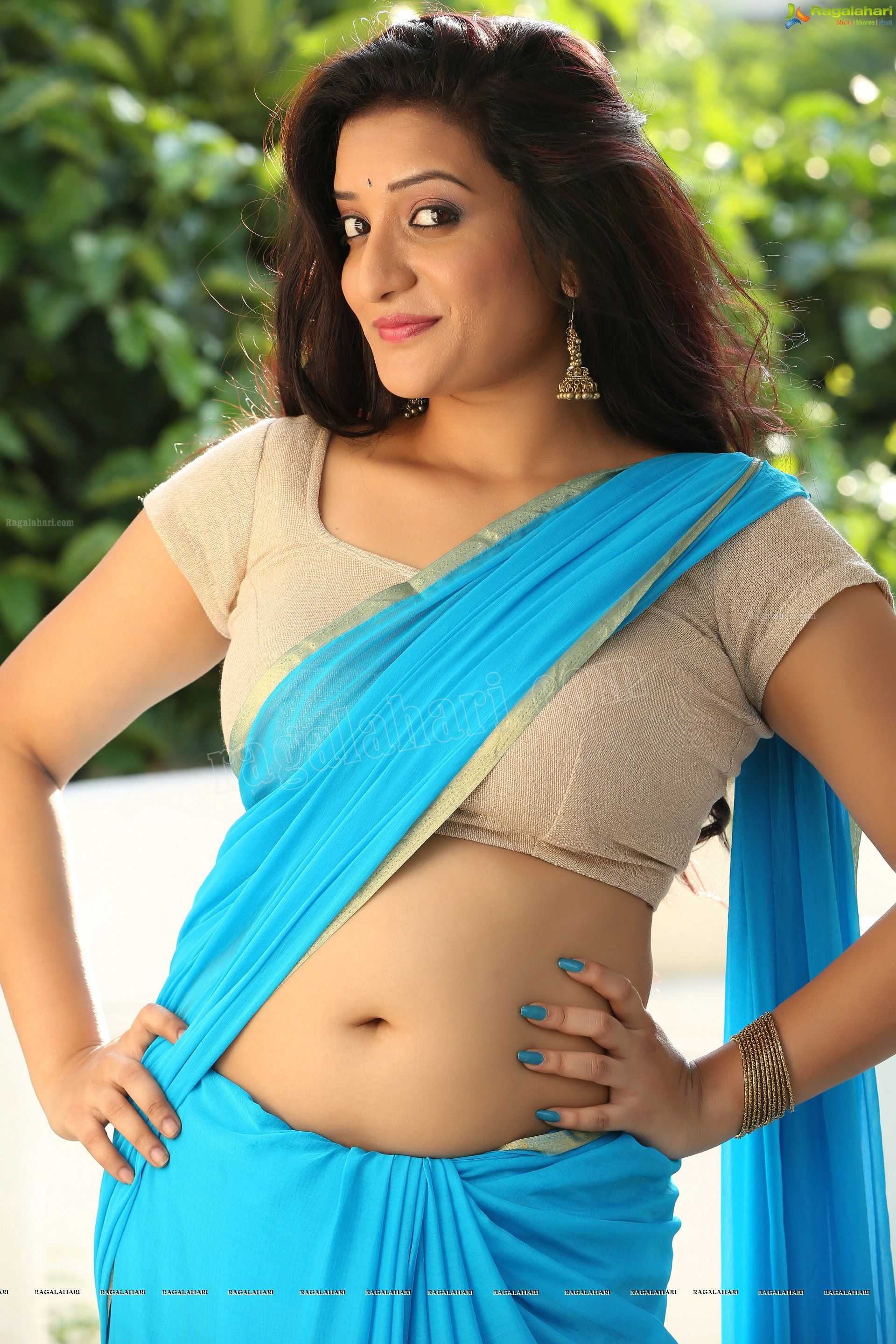 Telugu-Heroine-Janani  South Indian Actress Hot, South -1566