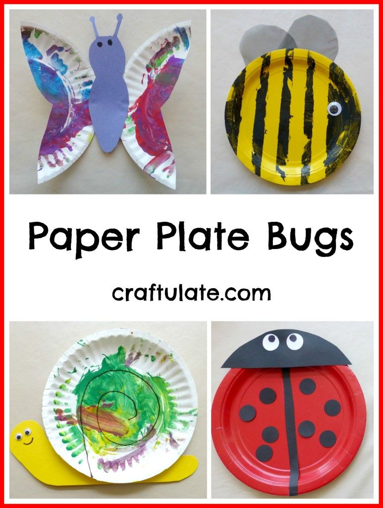 20 Paper Plate Crafts For Preschoolers