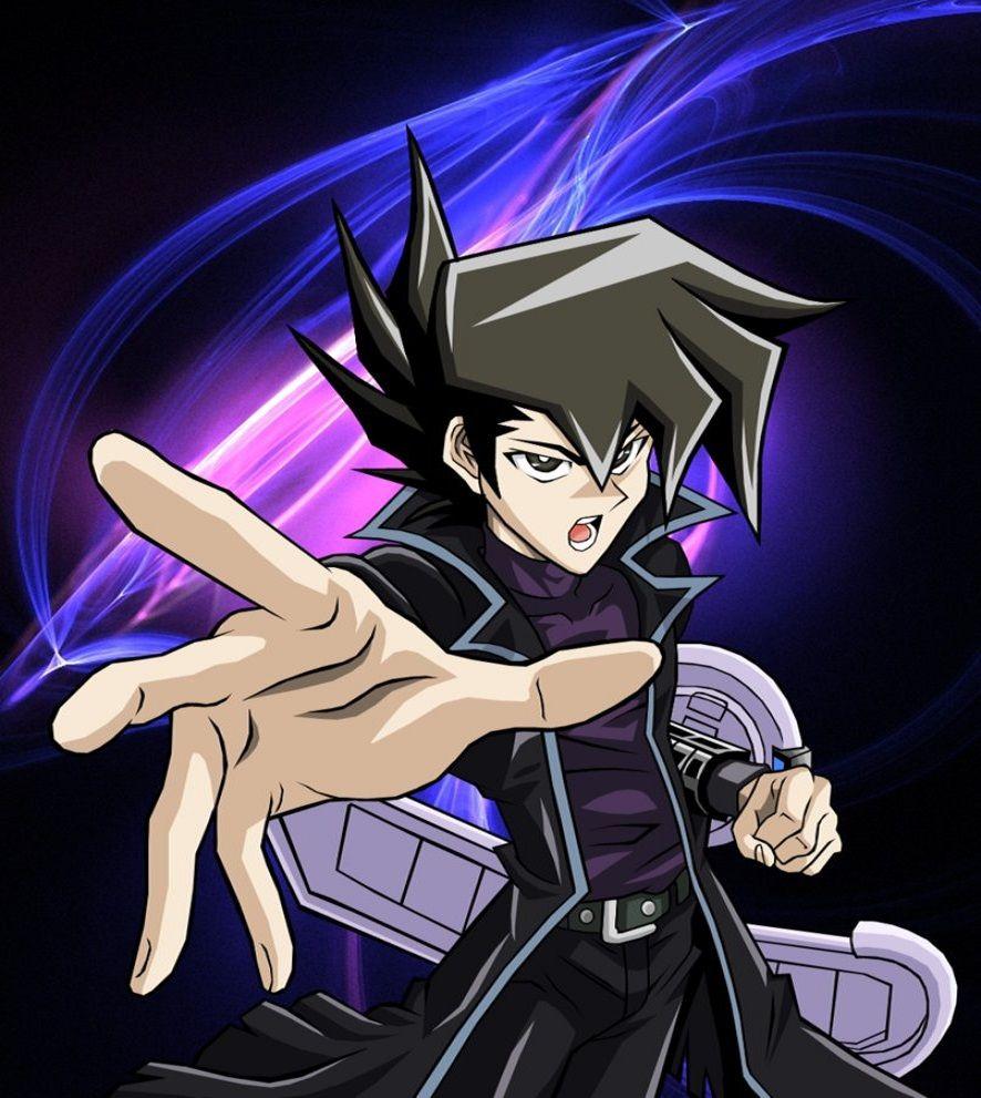 chazz princeton yugioh gx time to duel pinterest