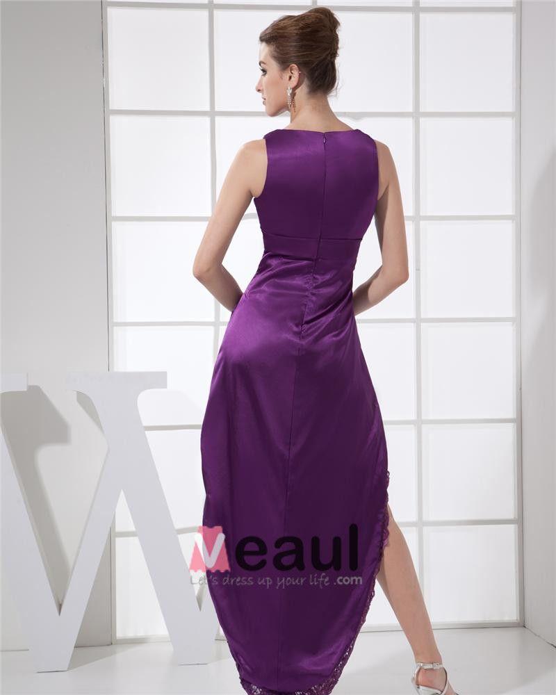 Plus size tea length dresses mother bride c pc tea length