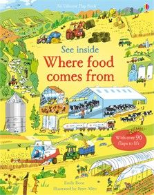 See inside where food comes from - NEW FOR NOVEMBER 2016