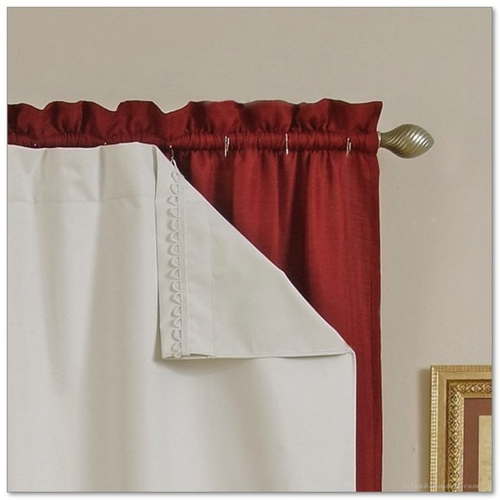 Blackout Curtain Liner More Than Just Light Blocker Decorating