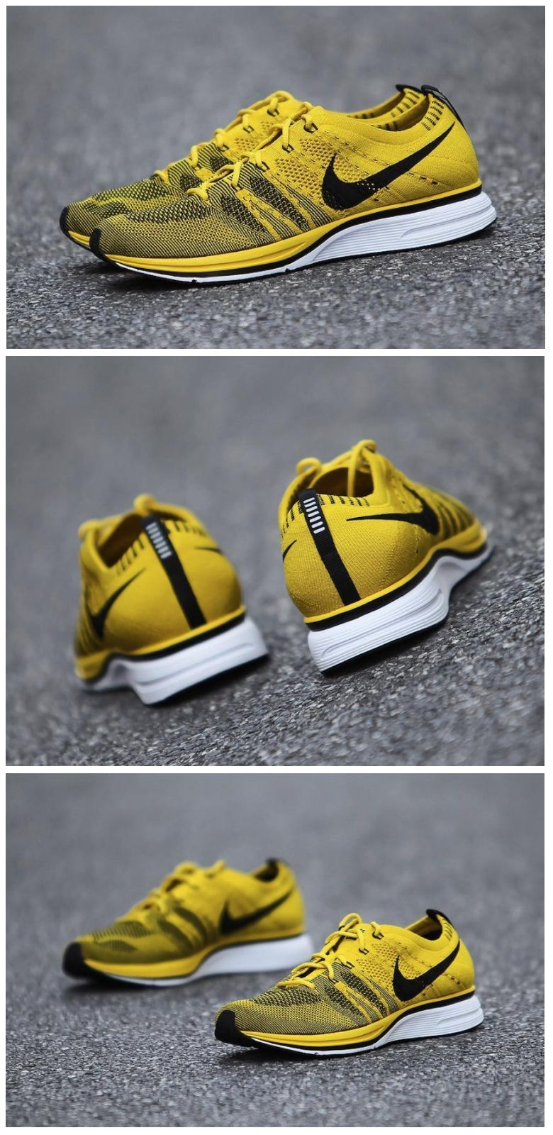 the best attitude c5695 b4f29 Nike Flyknit Trainer  Bright Citron