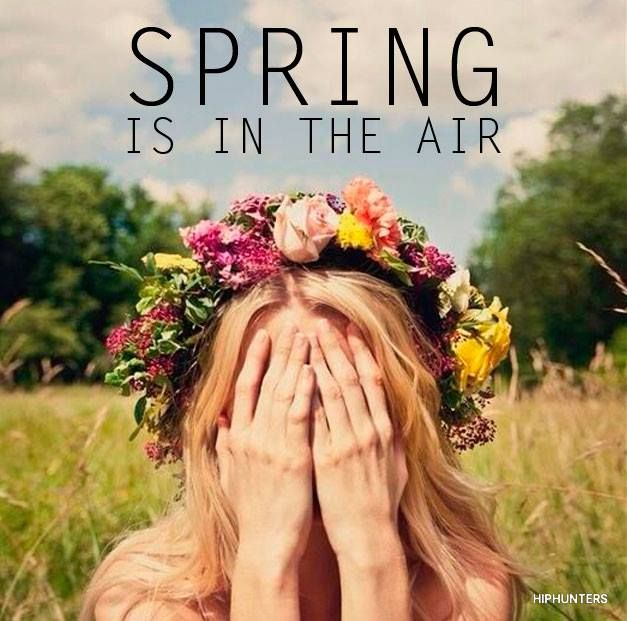 #Spring is here! What are you going to wear? #newseason #quoteoftheday #springquote