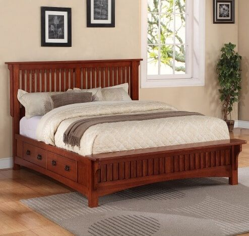 25 Incredible Queen Sized Beds With Storage Drawers Underneath Mission Style Bedrooms Craftsman Bedding Bed Storage