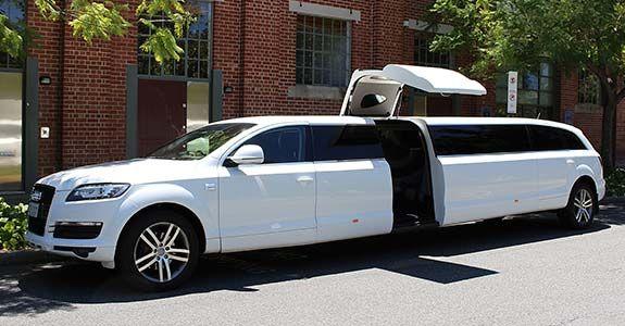 Pin On White Chrysler Limousine 300c