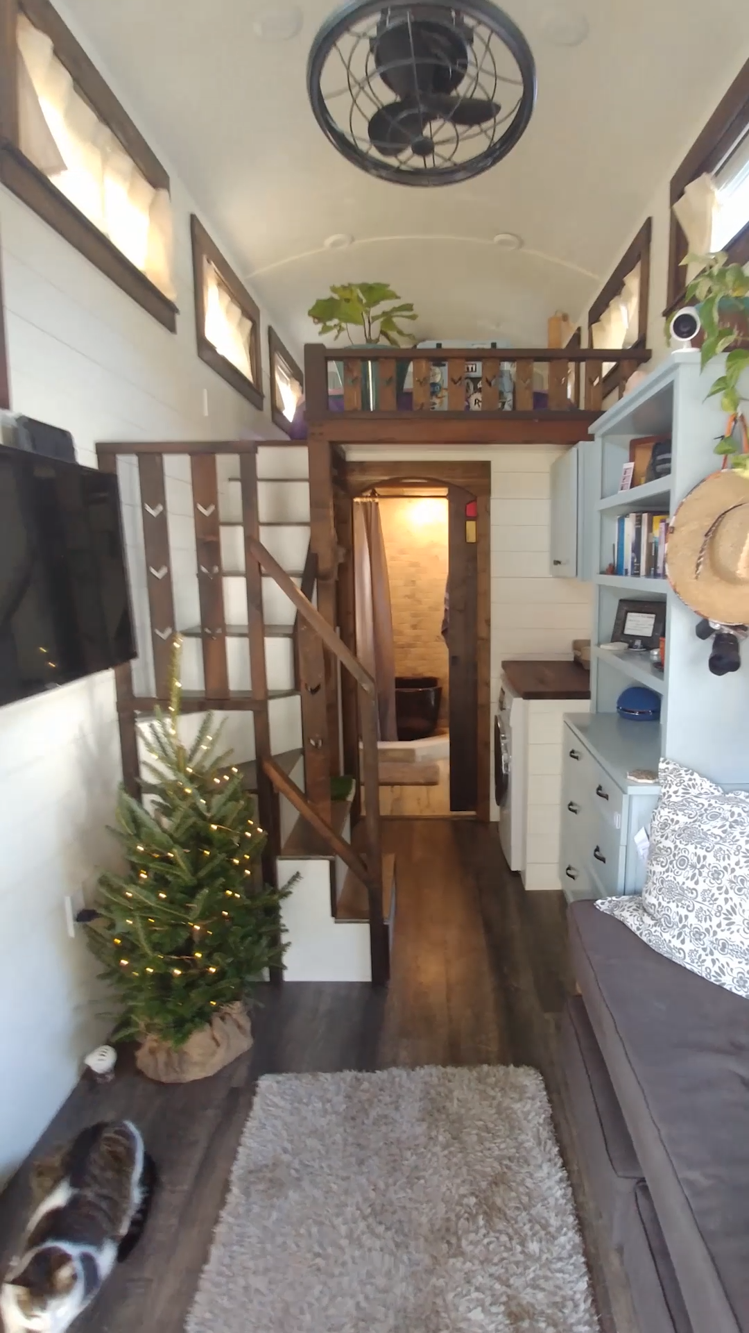 Tiny House Tour of Tiffany the Tiny Home! #tinyhome