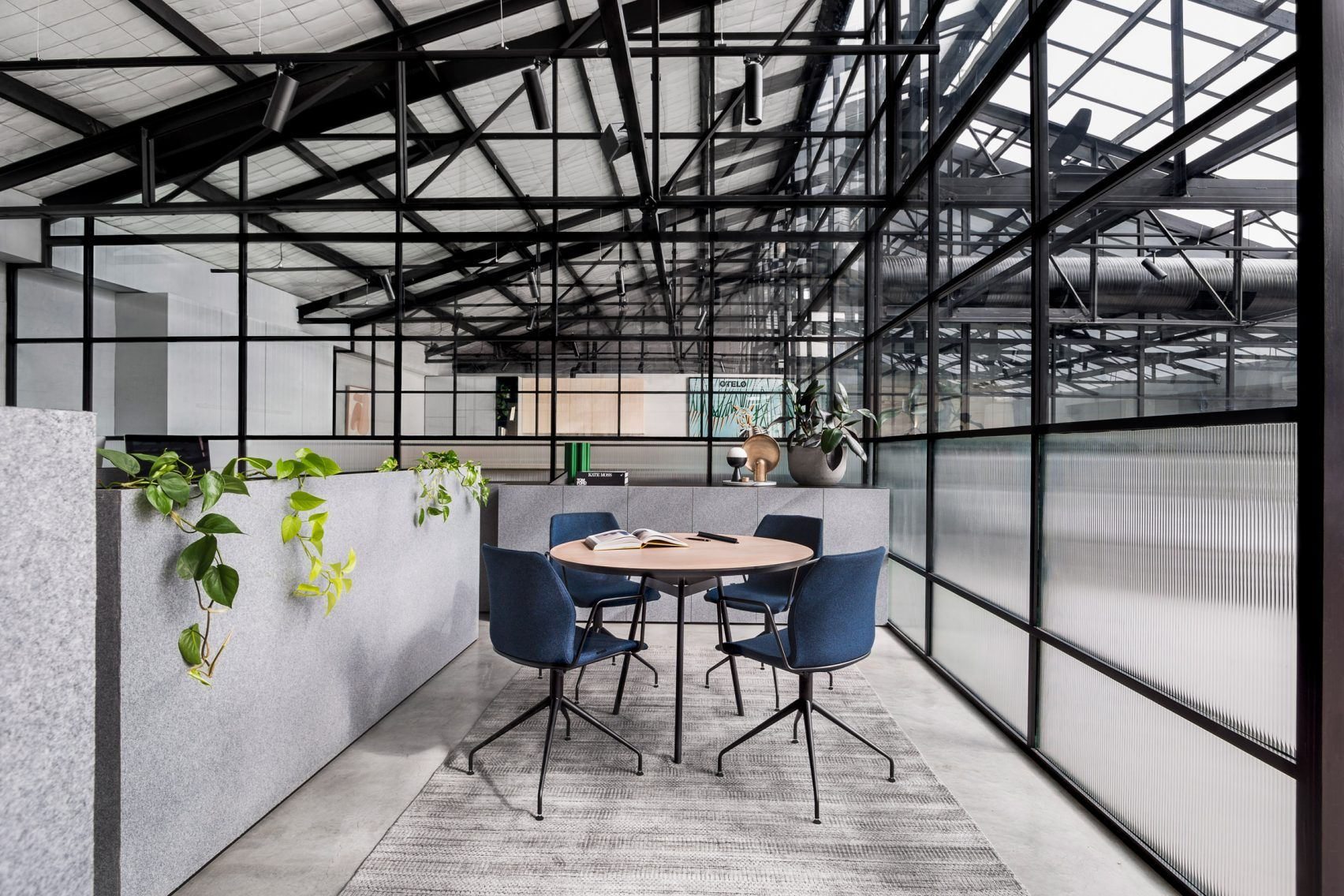 Biasol Converts Art Deco Warehouse In Melbourne Into Space For