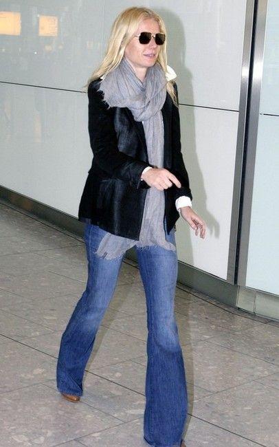 Gwyneth Paltrow in MiH jeans