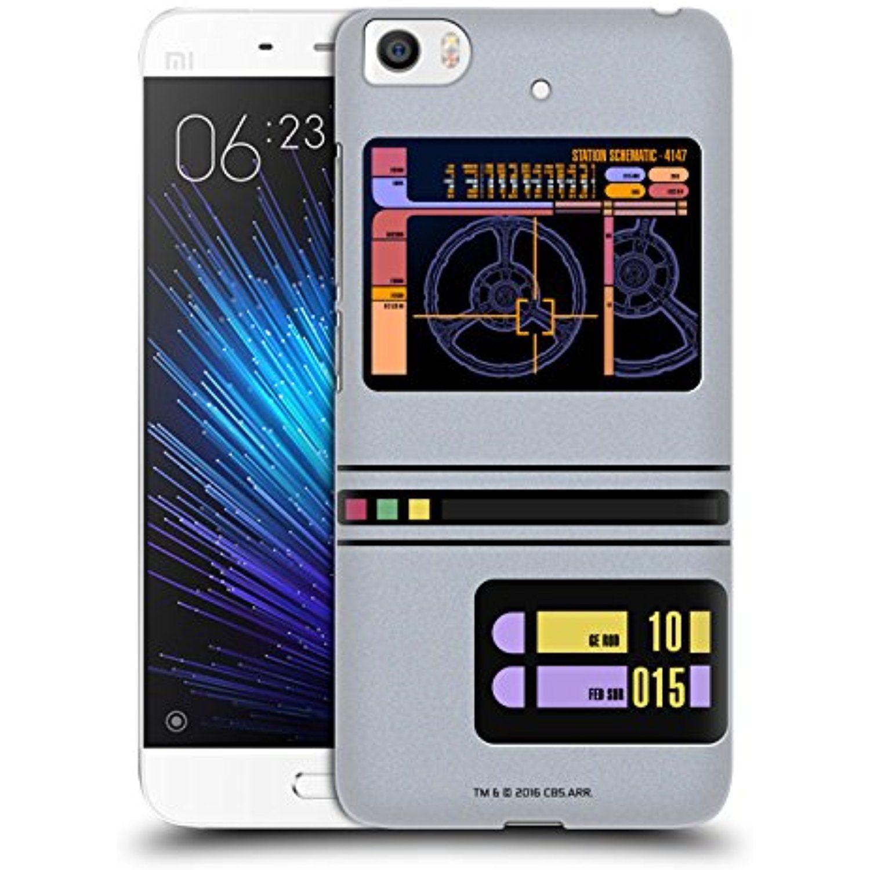 ficial Star Trek Padd Gad s TNG Hard Back Case for Xiaomi Mi 5s See