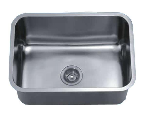 Dawn 25 Stainless Steel Undermount Kitchen Sink Single Bowl