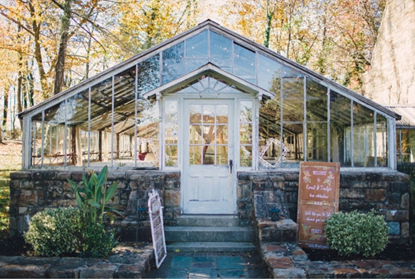 REPORTER ROUNDUP Glorious Glasshouse Greenhouse Venues In The USA