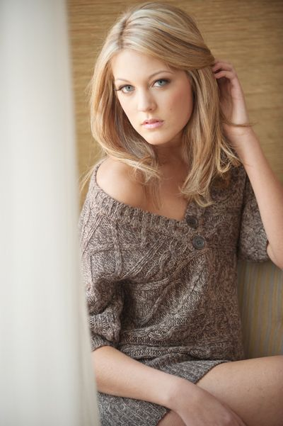 a1ac4e984f0 boudoir outfit  OVERSIZED SWEATER. V-neck works best so you can show some  shoulder!