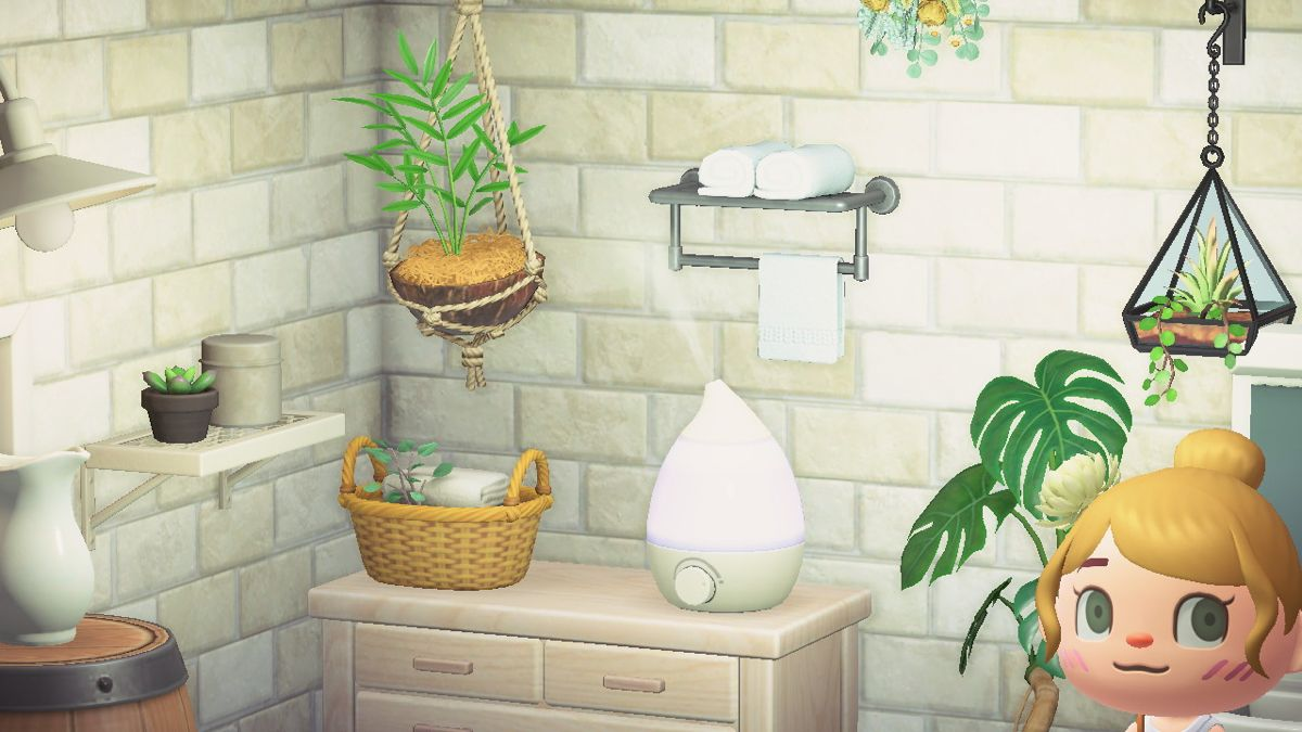 Acnh Bathroom Design Animal Crossing Game Animal Crossing Pocket Camp Animal Crossing
