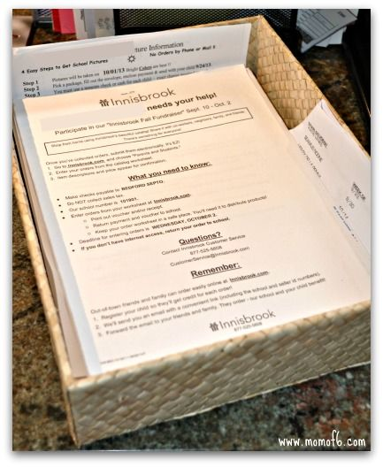 how to create life organization paperwork