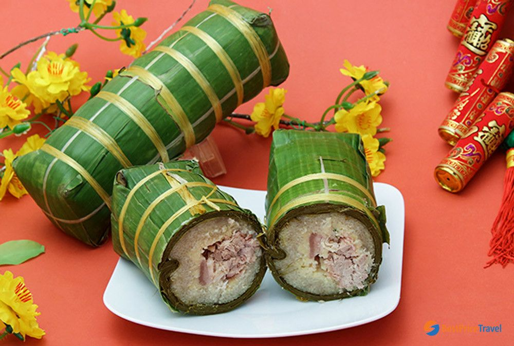 Vietnam Tradional Food for Tet Holiday (Lunar New Year