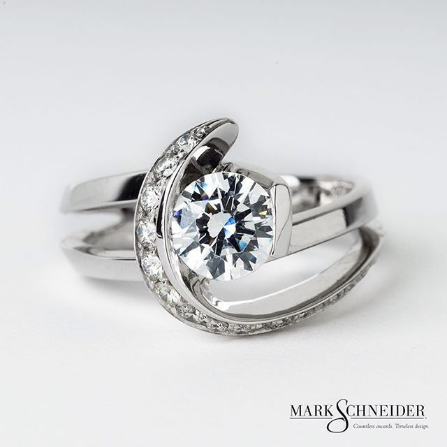 What's your vision for the perfect engagement ring?