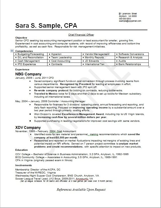 Automotive Resume Template Best Templates Results For Printable