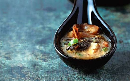 Winter Season = Best time for hot soups