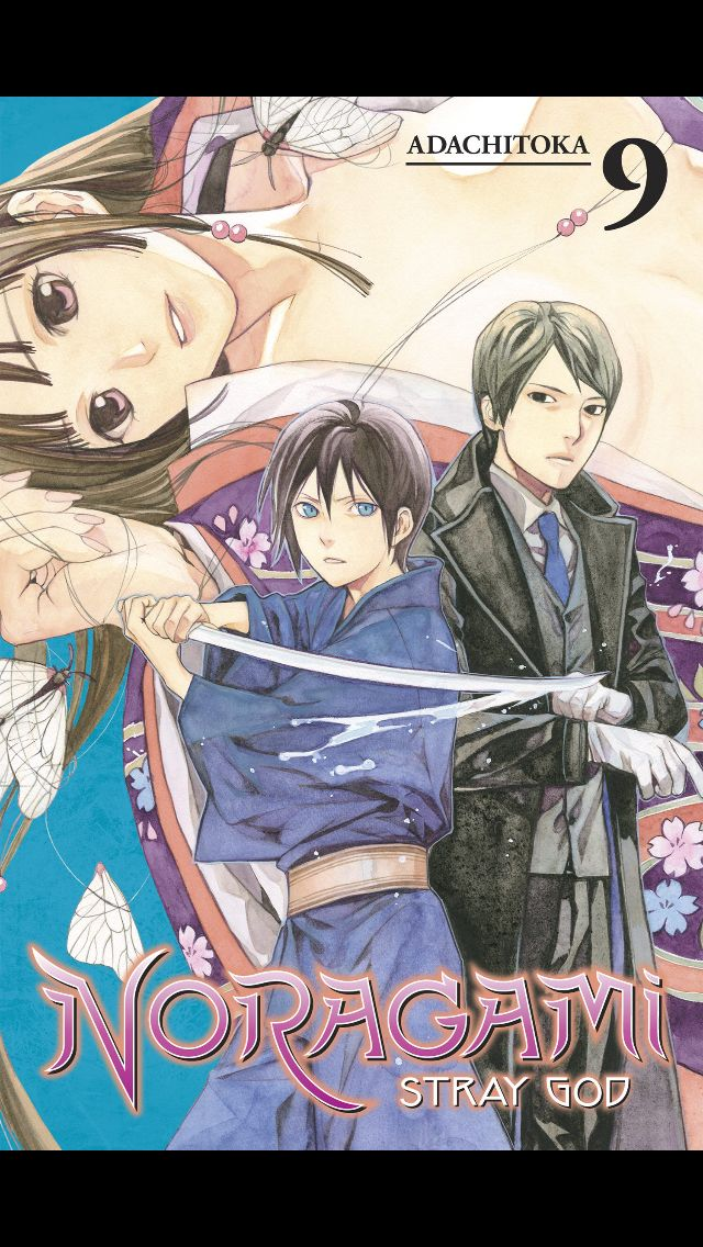 Noragami volume 9 Noragami manga, Noragami anime, Noragami
