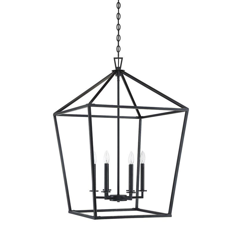 6 Light Lantern Pendant Black Pendant Light Lantern Chandelier Lantern Lights