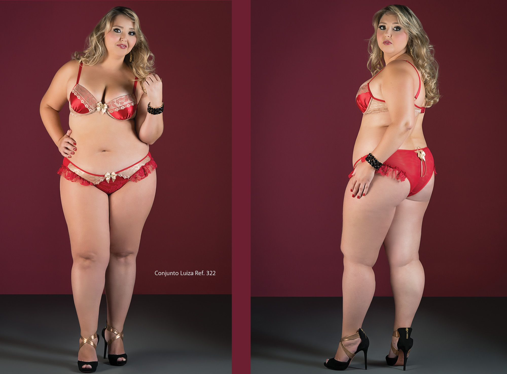 i like my women bbw curvy with thick thighs. conjunto luiza | bbw