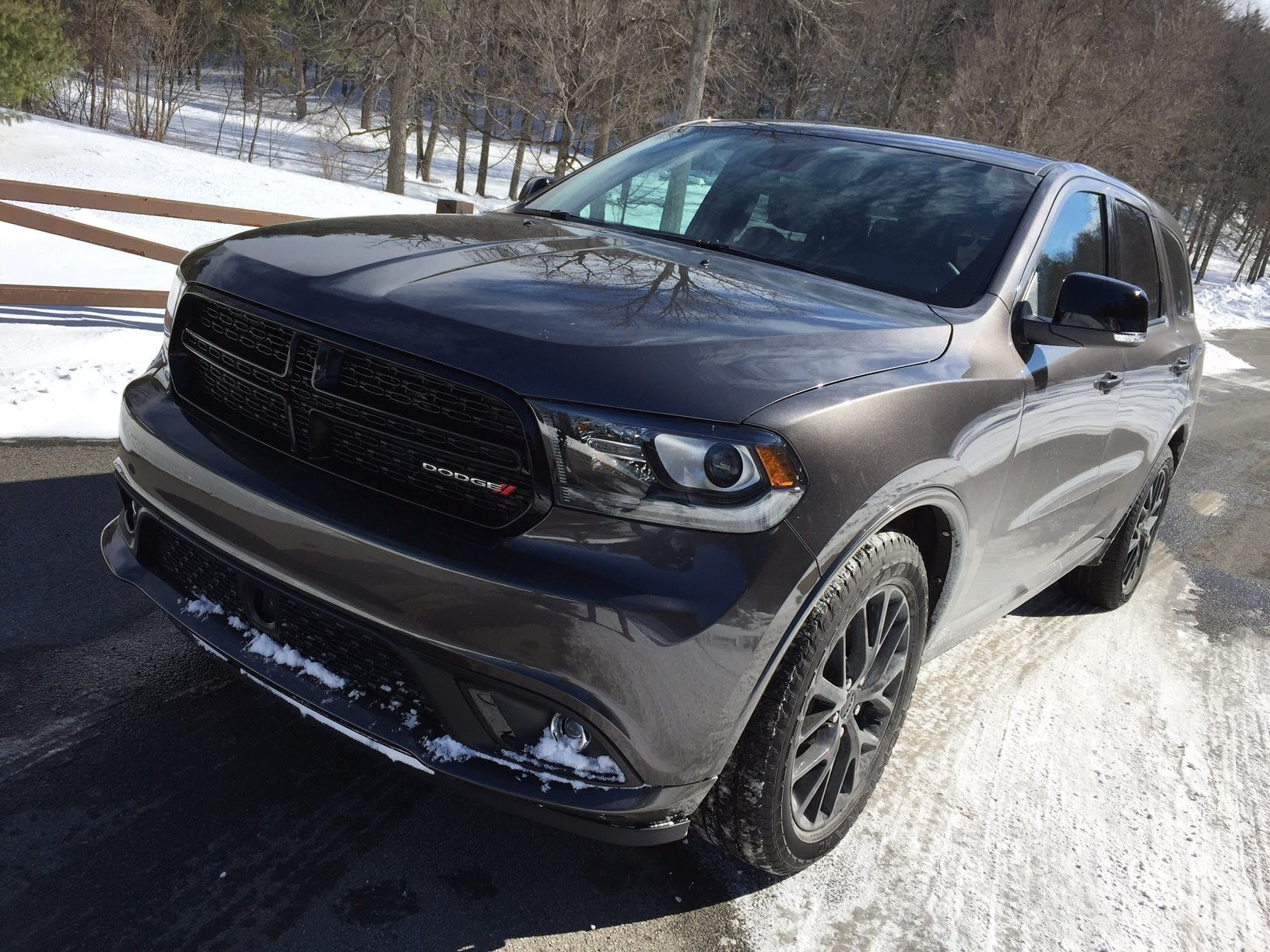 2015 Dodge Durango R T Blacktop TestDriveNow Review by Auto