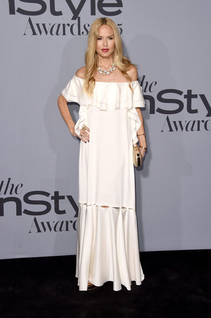 More Pics Of Rachel Zoe Off The Shoulder Dress