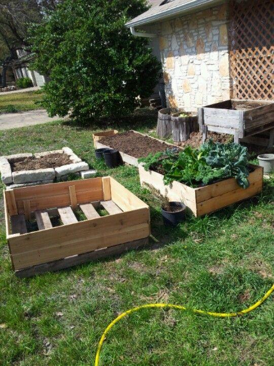Repurposed Pallets Garden Time Wohnen Kinder