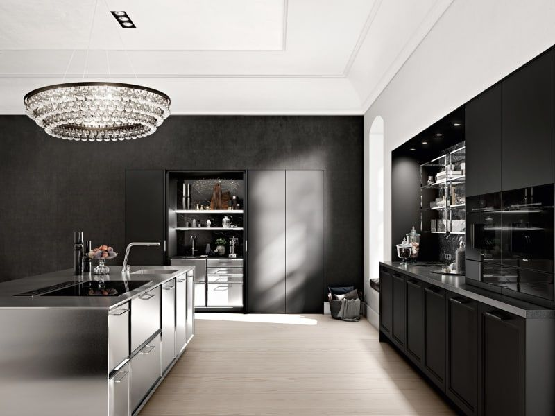 How To Kche Einrichten So Gehts Interior Kitchen
