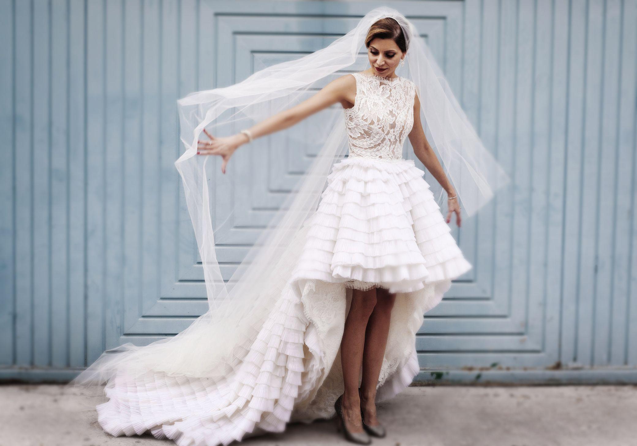 Warum heiraten Bräute in Weiß?  Brautkleid, Hochzeitskleid und Braut
