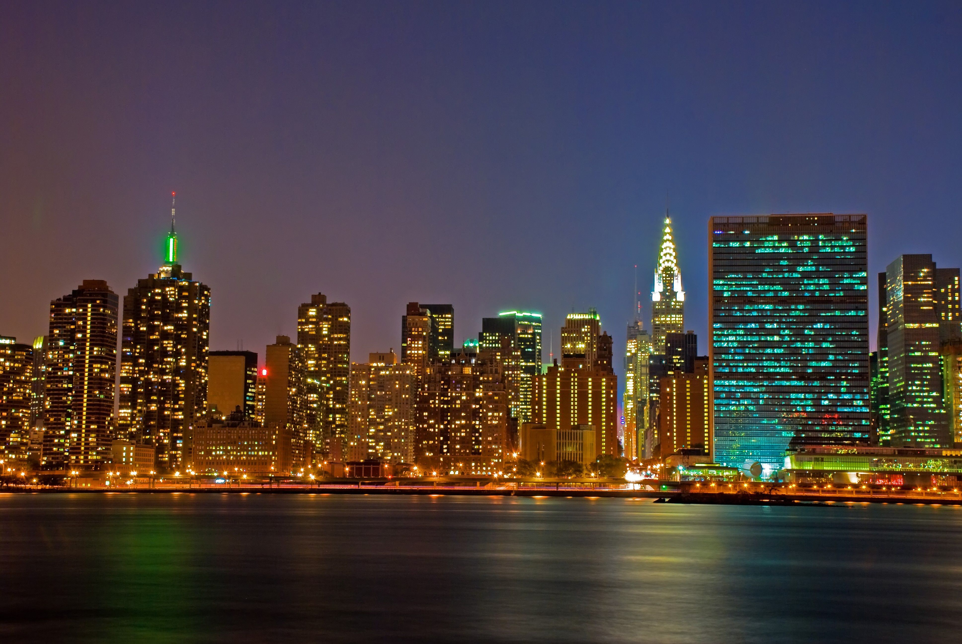new york city – the city with one of the most beautiful skyline in