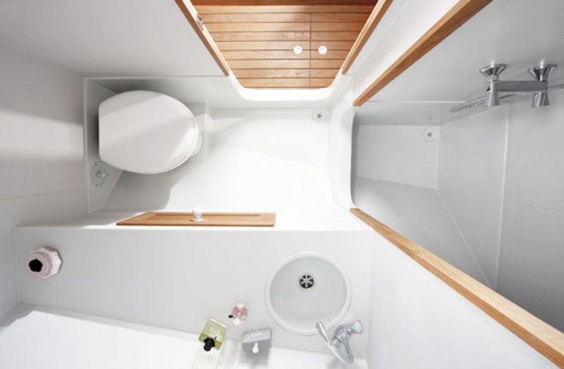 Firmship By Studio Job: Luxury Living In A 42-Foot Boat En