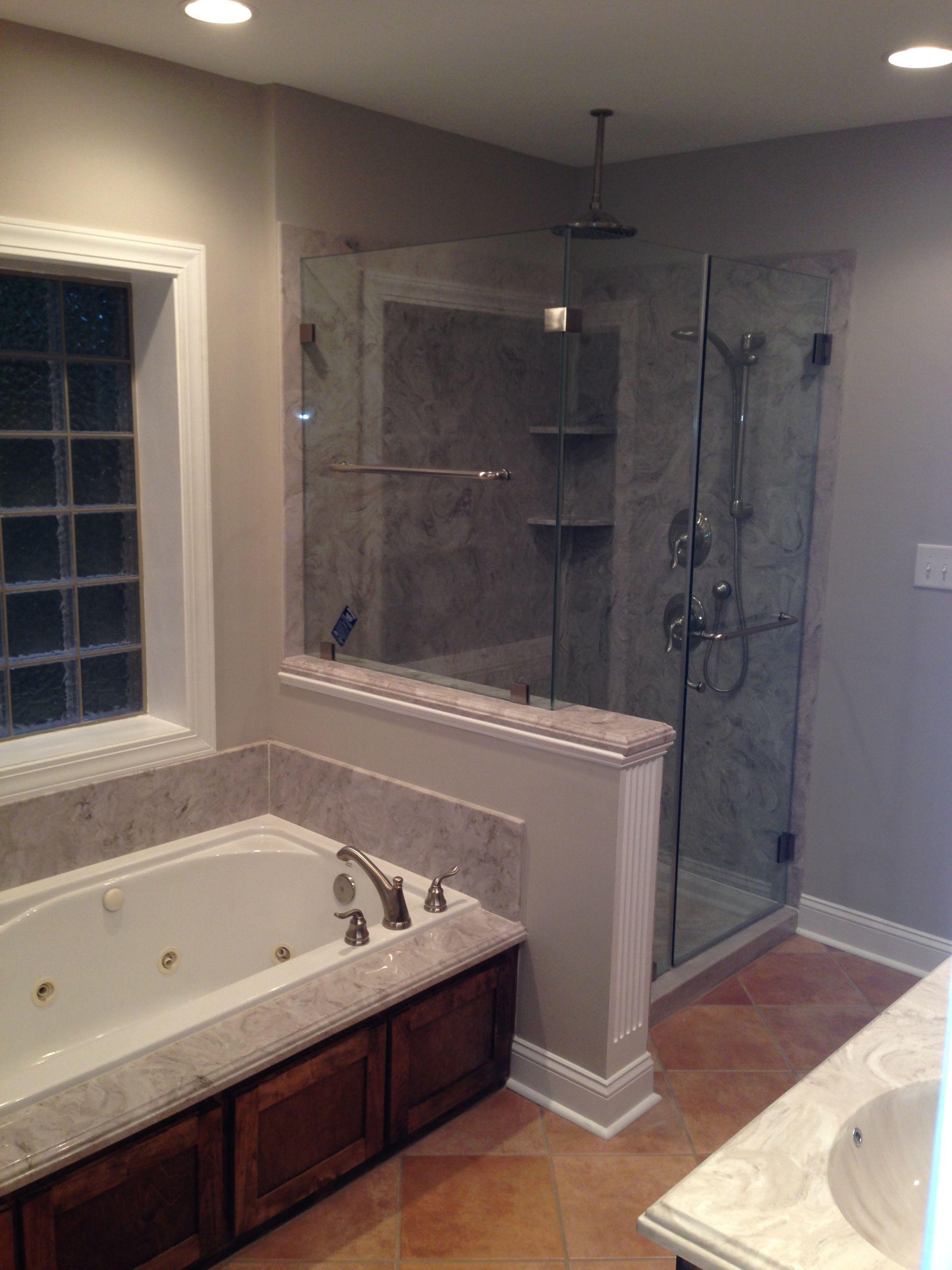 Epic Bathroom Remodel June 2018