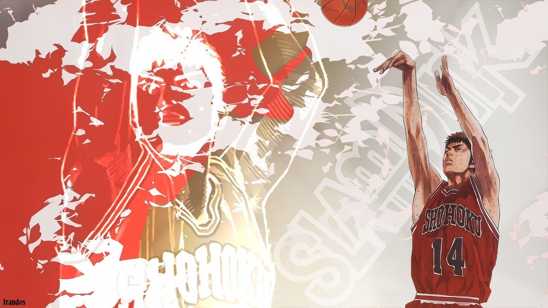 Slam Dunk Hisashi Mitsui Basketball Anime 1080p Wallpaper Hdwallpaper Desktop In 2020 Slam Dunk Anime Slam Dunk Anime Wallpaper