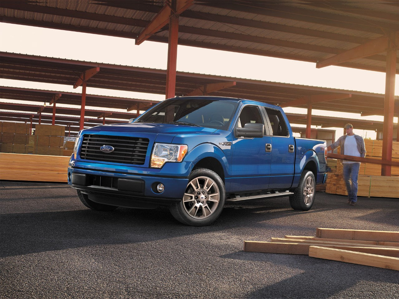 New 2016 ford F150 Sport Package