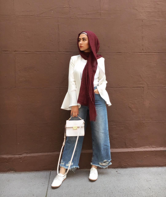 Baju 90an Wanita Hijab