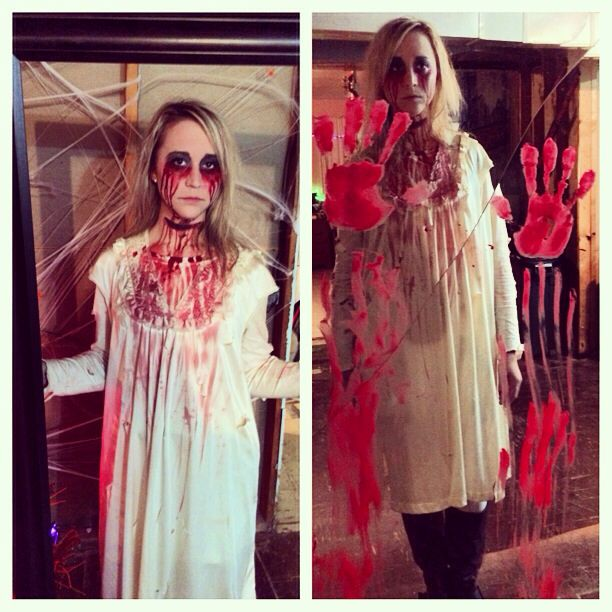 bloody mary halloween costume - Bloody Halloween Masks