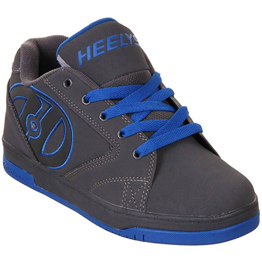 hot sale online d9a20 7744e eBay  Sponsored Heelys Propel 2.0 - Grey Royal Kids Outfits, Kids Fashion