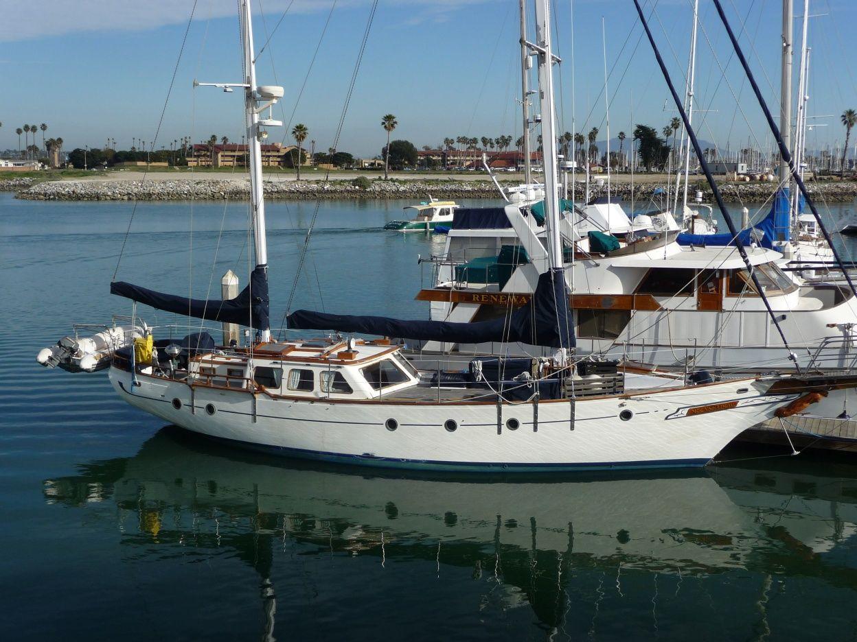 Hudson Force 50 Google Search Sailing Boat Sailboat