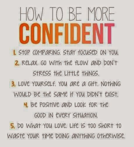 Need of the hour confidence lifemotivation