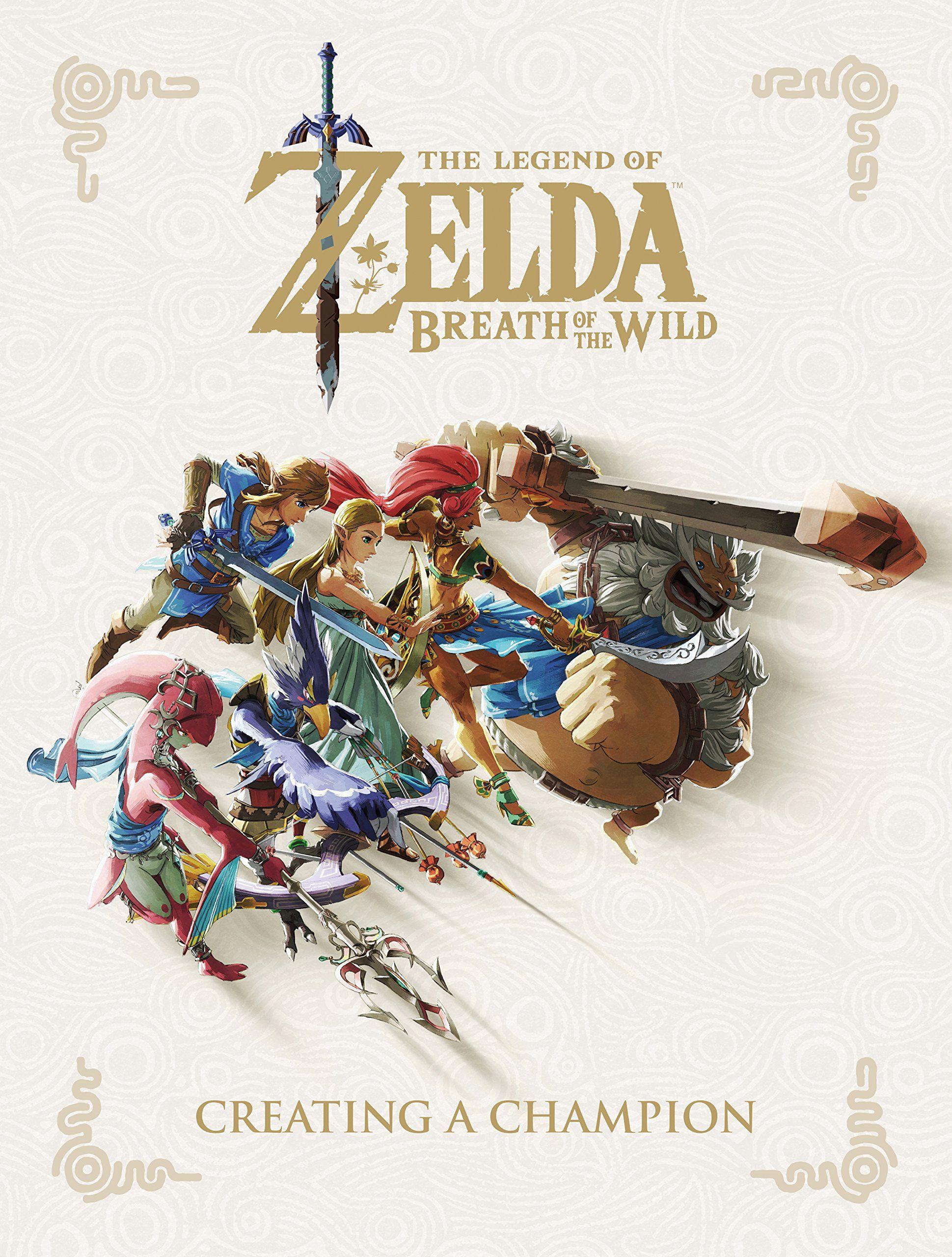 The Legend Of Zelda Breath Of The Wild Creating A Champion Breath Of The Wild Legend Of Zelda Breath Legend Of Zelda