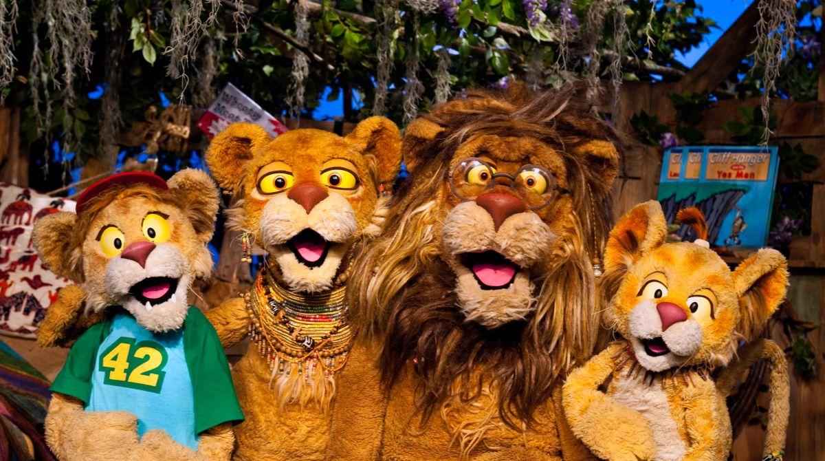 Between The Lions Between The Lions Top Tv Shows Best 90s Cartoons