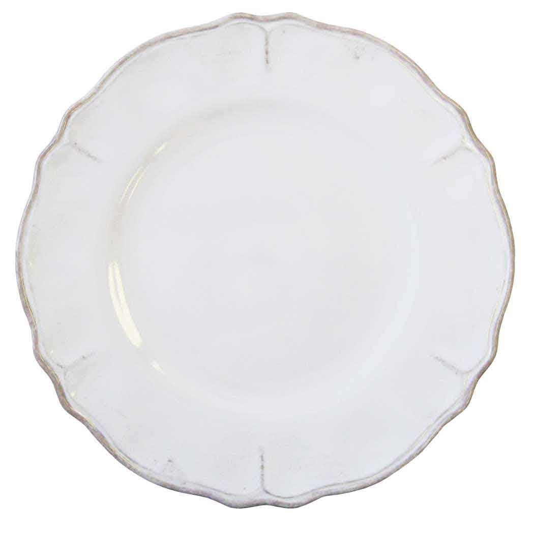 Rustica Antique White Melamine Dinner Plates S/4  sc 1 st  Pinterest & Rustica Antique White Melamine Dinner Plates S/4 | Dinners and Products
