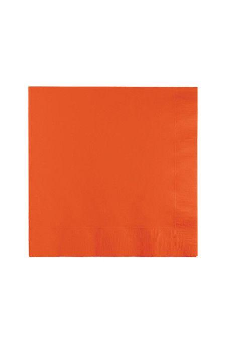 663120B - Guardanapo de papel, folha dupla, laranja, 16cm - 50 unidades.  #guardanapo #guardanapodepapel #guardanapoluxo #qualifest