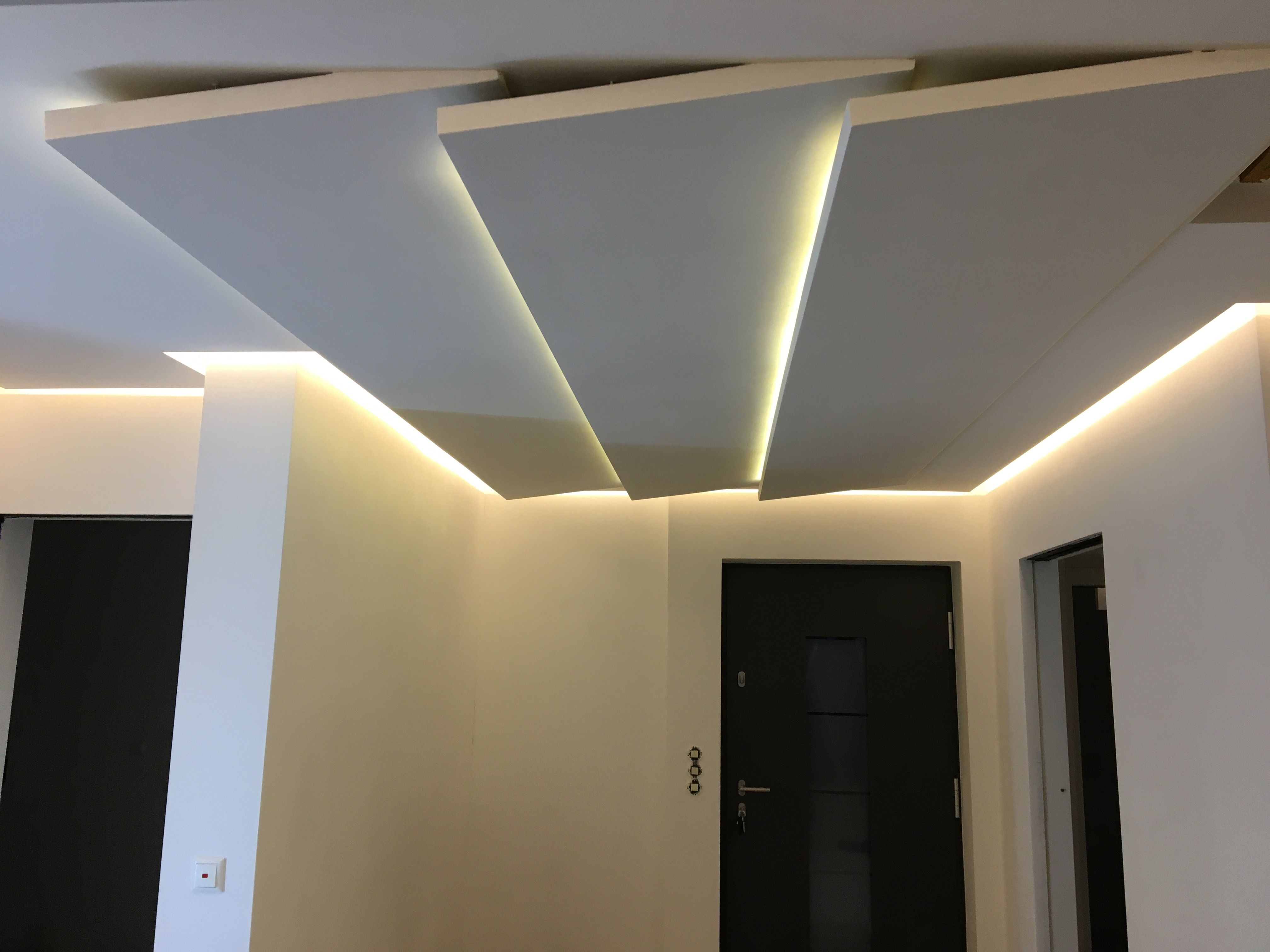 Deckenbeleuchtung Led Indirekt In 2020 Beleuchtung Indirekte Beleuchtung Led
