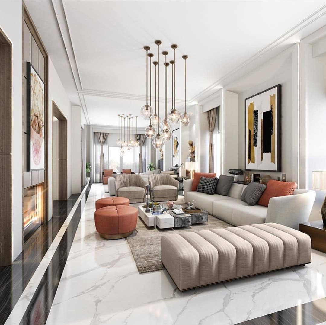 Best Interiors On Instagram Living Room Modern Room Interior