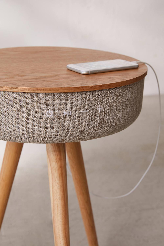 Victrola Bluetooth Speaker Table Speaker Table Furniture Smart