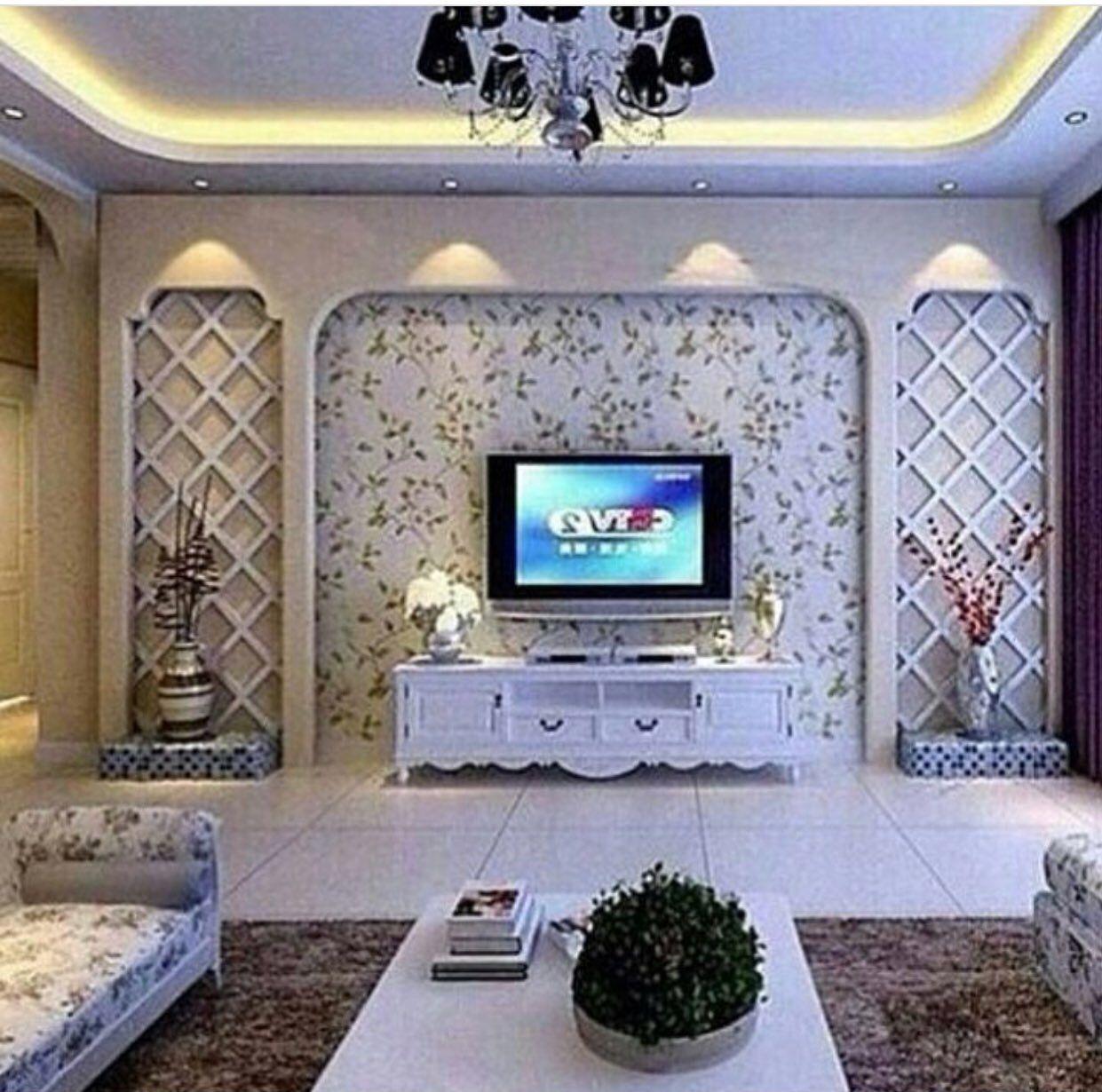 اصباغ وديكورات عباد الرحمن ساده ايطالي ورق حائط ارضيات بركيه ديكورات للتواصل Wallpaper Living Room Paint Colors For Living Room Living Room Color Inspiration